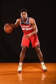 Photos: Admiral Schofield at 2019 NBA Rookie Photoshoot | Washington Wizards