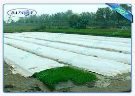 fabric farm mulch