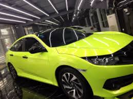 China Shining Fluorescent Green Full Car Decal Self Adhesive Vinyl China Self Adhesive Vinyl Car Wrap