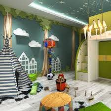 A Camping Inspired Kids Room That Kids Will Love Game Room Kids Kids Bedroom Designs Boys Bedroom Makeover