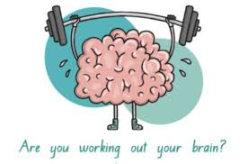 Image result for your brain is a muscle