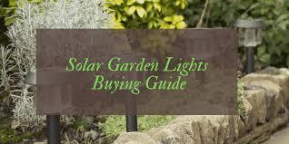 5 Of The Best Solar Garden Lights Reviews November 2020