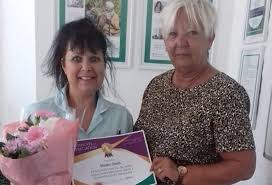 Thanks to Watton's Miriam for ten loyal years - Manorcourt Homecare