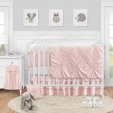 solid color blush pink shabby chic