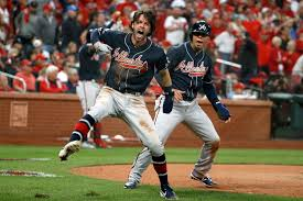 Braves can clinch Monday after Mike Soroka, Dansby Swanson and Adam Duvall  came up big in Game 3 – The Athletic