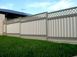 Colorbond Fence Designs And Enhancements
