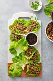 p f chang s turkey lettuce wraps