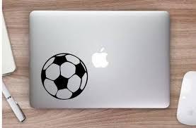Sale Soccer Ball Yeti Decal Die Cut Vinyl Car Decal Sticker Etsy