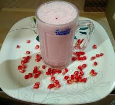 Ice Cream Pomogranate
