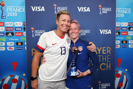 Wambach uses experience to help women 'speak up for more'