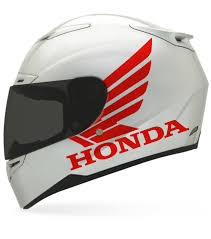 Product 2 Honda Sticker For Helmet Decal Motorcycle Parts Dot Shoel Arai Bell