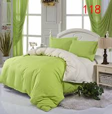 green bed skirt and curtain best