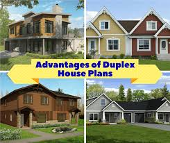 6 reasons to make a duplex house plan