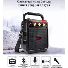 Loa K99 Haoyes Cao Cấp Version 2019, Loa Hat Karaoke Bluetooth Cầm tay, giá  chỉ 549,000đ! Mua ngay kẻo hết!