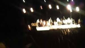 Bob Dylan på scen i Las Vegas efter Nobelpriset i litteratur