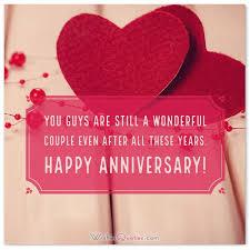 unique wedding anniversary messsges for your best friends happy