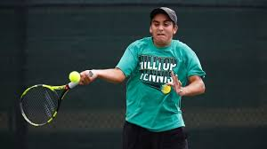 With brother providing guidance, Hilltop tennis player is all ears - The  San Diego Union-Tribune