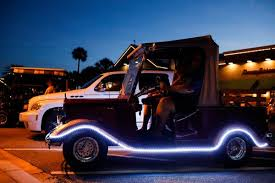 Kind Of Blingy The Tricked Out Golf Carts Of The Villages Fla The New York Times