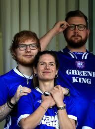 Ed Sheeran and Wife Cherry Seaborn Star ...