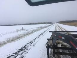 Manitoba S Thanksgiving Weekend Storm Knocks Out The Power For Days Ontario Farmer