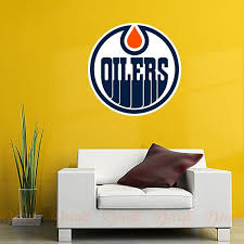 Vegas Golden Knights Logo Wall Decal Nhl Hockey Decor Sport Vinyl Mural Sticker Decor Decals Stickers Vinyl Art Home Garden