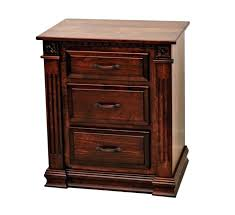 large nightstands with drawers