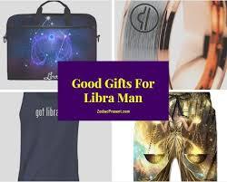good gifts for libra man zodiac present