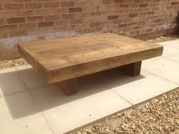 the 3ft x 2ft chunky rustic coffee
