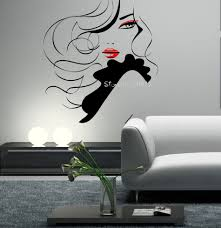 Best Beauty Face Wall Sticker Near Me And Get Free Shipping Konbdwym 22