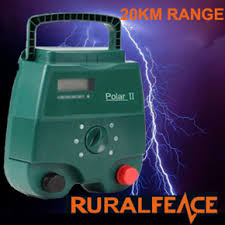 Electric Fence Mains Powered Electric Fence Energisers