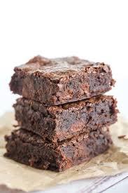 better than box mix brownies brown