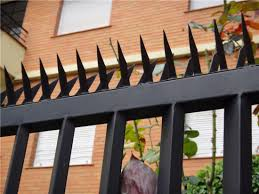 China High Quality Anti Climb Security Wall Spikes On Fence And Gate Top China Wall Spike Anti Climbing Prickly