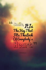 beautiful inspiring smile quotes the fresh quotes
