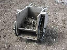 bicycle wheel garden cart car wheels