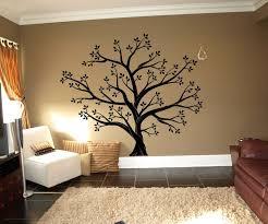 Gnarly Sugar Maple Wall Decal Tree Wall Murals Tree Wall Painting Tree Wall Decor