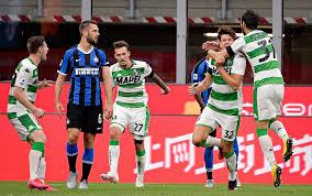 Inter-Sassuolo 3-3: gol e highlights: una rete di Magnani all'89 ...