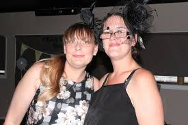 Melissa Warren and Sharon Smith Metropole Hotel Melbourne Cup ...