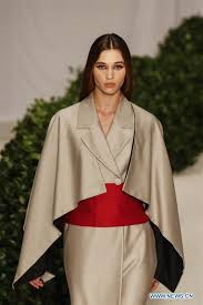 Abel Lopez Show held at Mercedes-Benz Fashion Week in Mexico City - Xinhua  | English.news.cn