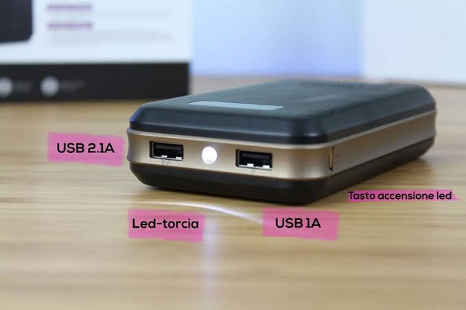 Image result for iMuto Power Bank Taurus X4