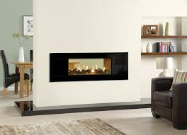 studio duplex double sided gas fires