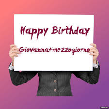25+ Best Birthday 🎂 Images for Giovanna Mezzogiorno Instant Download - 2020