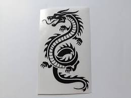 Asian Dragon Decal Yeti Decal Laptop Decal Window Decal Car Etsy Tumbler Decal Yeti Decals Window Decals