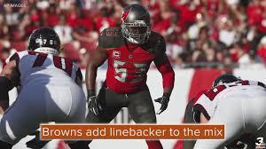 Browns sign LB Adarius Taylor   wkyc.com