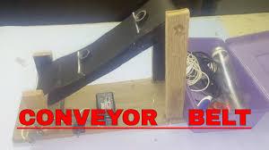conveyor belt diy easy project