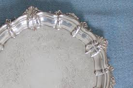 clean silver plated items without chemicals
