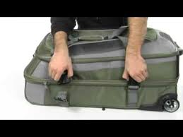 32 expandable wheeled duffel w