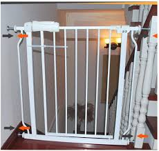 Baby Gate Aisle Door Pet Door Bar Garden Gate Game Fence Dog Fence Indoor Anti Dog Guardrail Isolation Railing Child Safety Cage Dog Fence Color High78cm Size 206 217 9cm Amazon Co Uk Kitchen