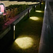 lights outdoor led solar garden lights