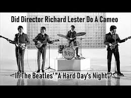 """Did Director Richard Lester Do A Cameo In The Beatles' """"A Hard Day's  Night""""? (1964) - YouTube"""