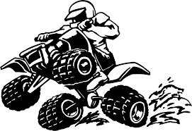 Free Atv Silhouette Cliparts Download Free Clip Art Free Clip Art On Clipart Library